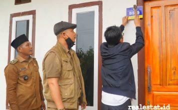 program bedah rumah bsps banyuasin sumatera selatan kementerian pupr realestat.id dok
