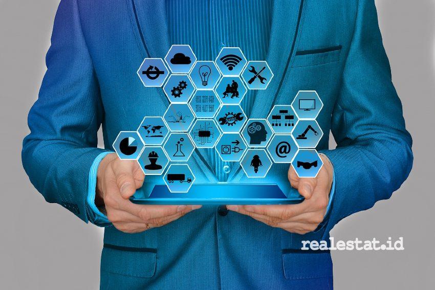 Pandemi mempercepat tren peningkatan penetrasi internet, perluasan toko online, ritel omni-channel, dan integrasi teknologi ke dalam logistik dan pergudangan. (Foto: Pixabay.com)