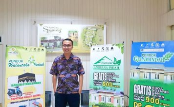 Finddy Wong CEO PT Ace Property Development realestat.id dok