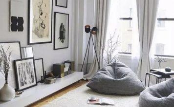 inspirasi ruang tamu lesehan, ruang tamu modern minimalis