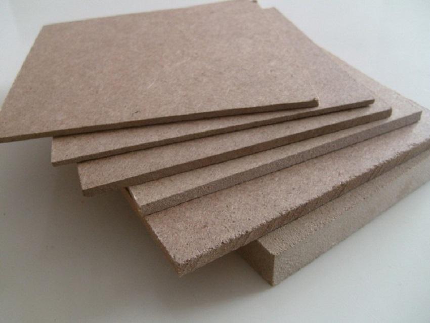 Kayu MDF ((Medium Density Fiber) sering digunakan untuk bahan baku pembuatan aneka macam furnitur. (Foto: Istimewa)