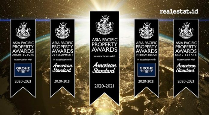 Lixil, Asia Pacific Property Awards 2020, Realestat