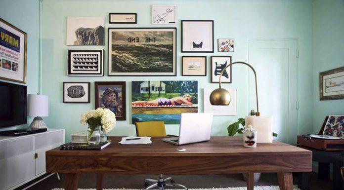desain ruang kerja, inspirasi desain ruang kerja di rumah