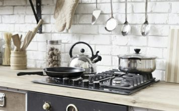 tips membersihkan dan merawat kompor gas, tips dapur