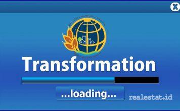 transformasi digital kementerian atr bpn realestat.id dok