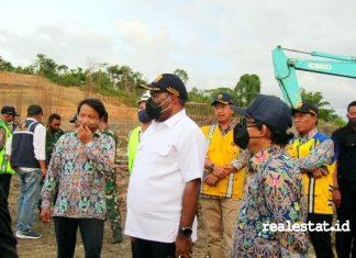 Rusun TNI-AL Sorong John Wempi Wetipo Kementerian PUPR realestat.id dok