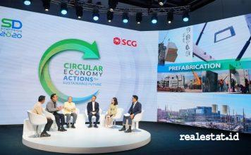 SCG Kolaborasi Mendorong Terwujudnya Sirkular Ekonomi realestat.id dok