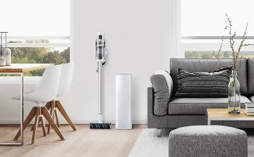 Samsung Jet Clean Station, Samsung Air Purifier