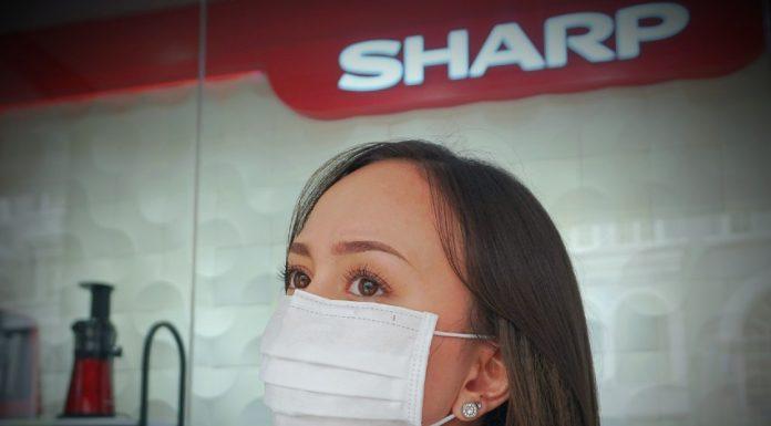 Sharp Luncurkan Masker Kesehatan MA-950I realestat.id