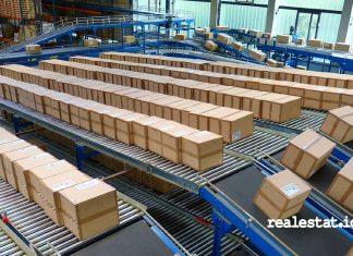 aktivitas sektor logistik properti industrial pixabay realestat.id dok