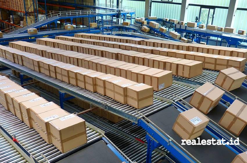 Aktivitas logistik (Foto: Dok. Pixabay.com)
