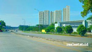 Apartemen Meikarta, Cikarang, Bekasi. (Foto: RealEstat.id)