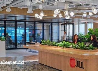 kantor jll office rics awards 2020 asia pasifik realestat.id dok