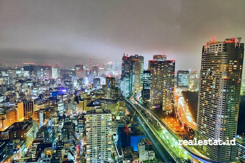 Tokyo, Jepang (Foto: Dok. Pixabay)