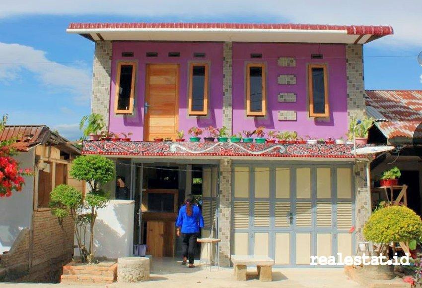 Rumah Program Sarhunta (Sarana Hunian Pariwisata)