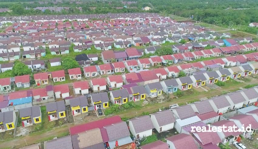 Rumah subsidi (Foto: Dok. PPDPP)