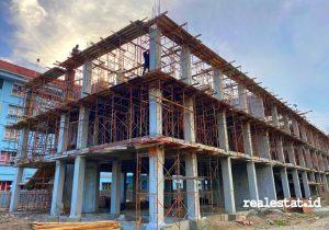 Pembangunan Rumah Susun - (Foto: Dok. Kementerian PUPR)
