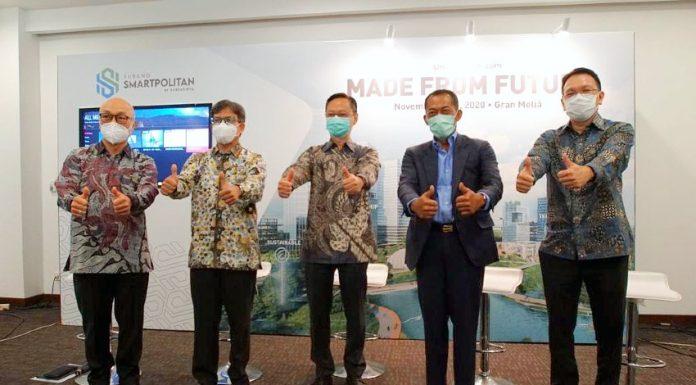 suryacipta swadaya subang smartpolitan groundbreaking realestat.id dok
