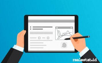 tandatangan elektronik digital ppdpp bank pelaksana penyalur kpr flpp realestat.id dok