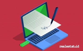 tapak asmo ppdpp tandatangan digital freepik realestat.id dok