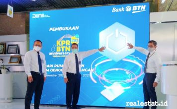 KPR BTN Anniversary Virtual Expo realestat.id dok