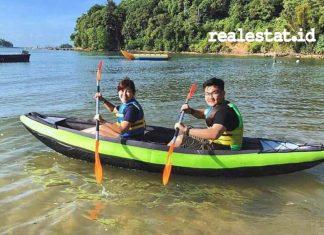 Nuvasa Bay Batam, Sinar Mas Land, staycation di Nuvasa Bay