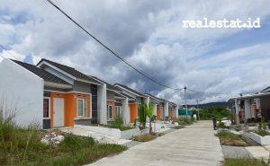 Perumahan subsidi untuk MBR di Bogor   (Foto: Adhitya Putra)