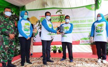 Program Kampung Mantul Sinar Mas Land Tangerang Selatan realestat.id dok