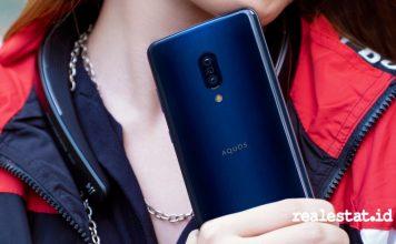Sharp Aquos Zero 2 smartphone terbaik 2020 realestat.id dok