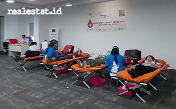 Vivere Peduli donor darah, Vivere Group, Yayasan Pendidikan Vivere