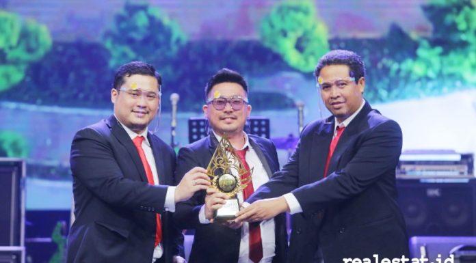 Winner Sapta Group penghargaan PNB award Cibinong New City realestat.id dok