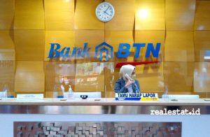Kantor pusat Bank BTN (Foto: Dok. RealEstat.id)