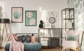 dekorasi desain ruang tamu modern, inspirasi ruang tamu modern