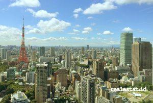 Kawasan perkantoran di Tokyo, Jepang (Foto: Pixabay.com)