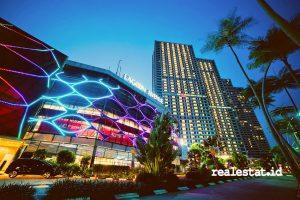 Lagoon Avenue, lifestyle mall di Grand Kamala Lagoon. (Foto: Dok. PP Properti)
