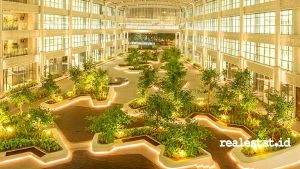 Green Office Park 1 BSD City (Foto: Dok. Sinar Mas Land)