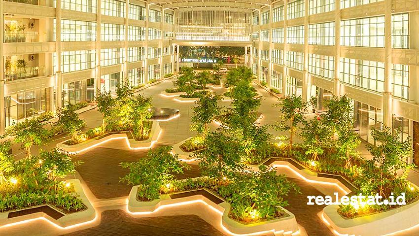 Green Office Park 1 BSD City (Foto: Dok. Sinar Mas Land)