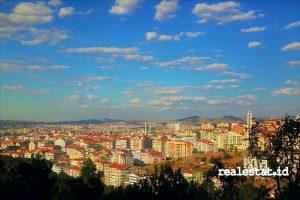 Perumahan di Ankara, Turki. (Foto: Pixabay.com)