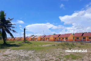 Rumah khusus di Padang Pariaman (Foto: Kementerian PUPR)