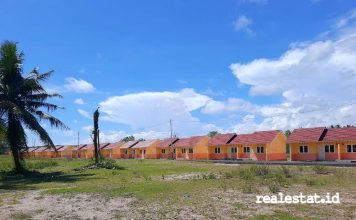 perumahan rakyat bp2p kementerian pupr rumah khusus padang pariaman realestat.id dok