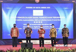 PPDPP menangi 3 kategori dalam acara Top Digital Awards 2020 (Foto: Dok. PPDPP)
