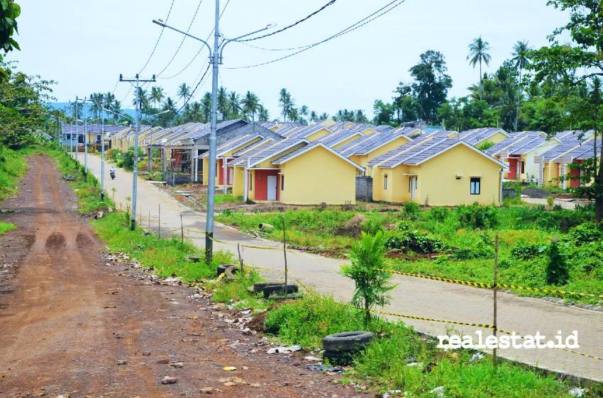 Perumahan subsidi (Foto: Dok. PPDPP)
