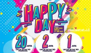 "Program Belanja Sharp ""Happy Day"""