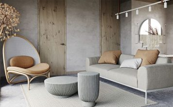 gaya interior Wabi-Sabi, gaya interior jepang, tren interior 2021