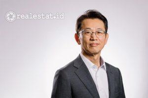 Sangho Jo, terpilih sebagai Presiden dan CEO yang baru untuk zona Asia Tenggara & Oceania. (Foto: dok. Samsung Electronics Indonesia)