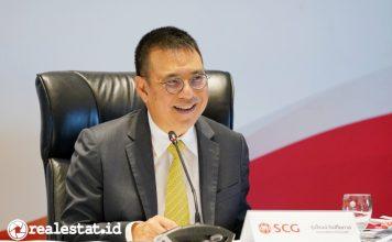 Roongrote Rangsiyopash President CEO SCG realestat.id dok21