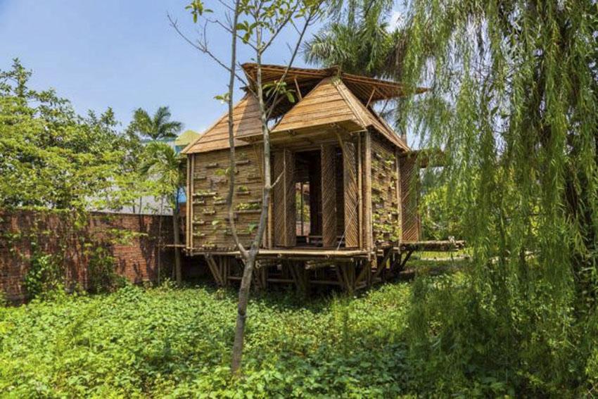 rumah anti banjir, banjir kalimantan
