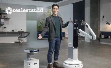 Samsung JetBot 90 AI+, Samsung Vacuum Cleaner Robotik