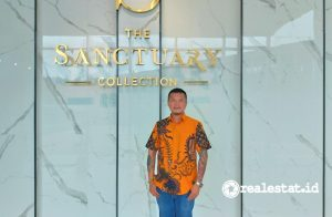 Andreas Audyanto, Chief Operating Officer The Sanctuary Collection (Foto: RealEstat.id)