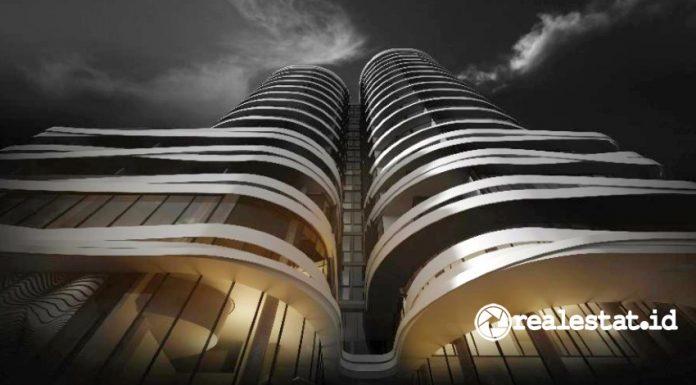 ARTIS, Apartemen yang dikembangkan Crown Group di Melbourne, Australia.
